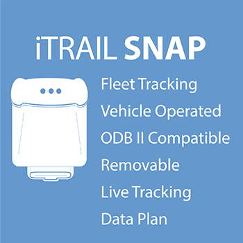 iTrail SNAP multi vehicle tracker