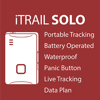 iTrail SOLO small portable tracker